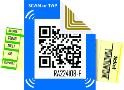 NFC Tag Barcode Scanner