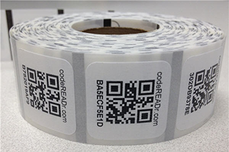 Low-Cost, Die-Cut Barcode Labels