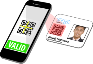 ID Scanner app to scan ID cards and provision credentials