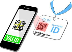 Scan ID Badges