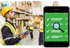 Inventory Audit solution