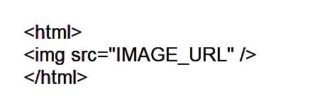 Basic HTML image