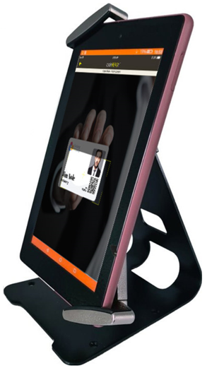 Mounted Tablet