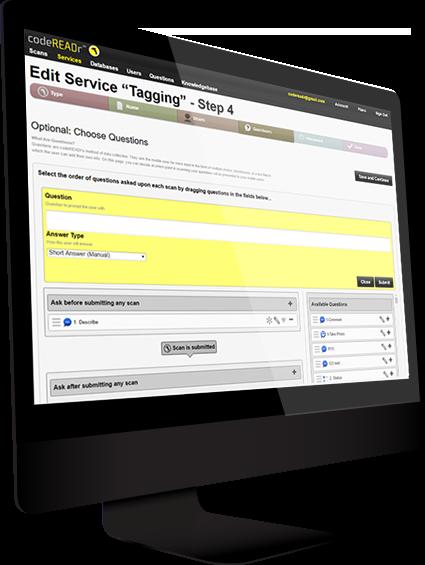 Smart Barcode Scanner App for Businesses - CodeREADr