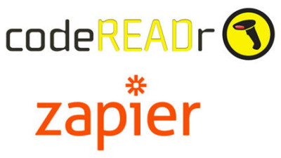 CodeREADr and Zapier