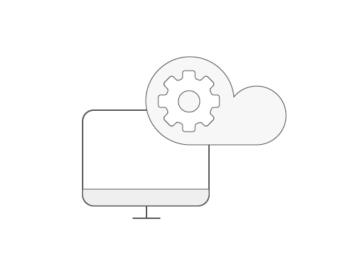 Configure in the Cloud