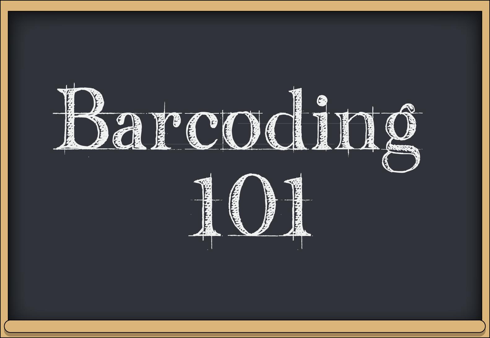 barcoding 101