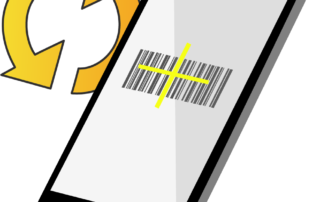 Edge Computing codeREADr app to scan barcodes